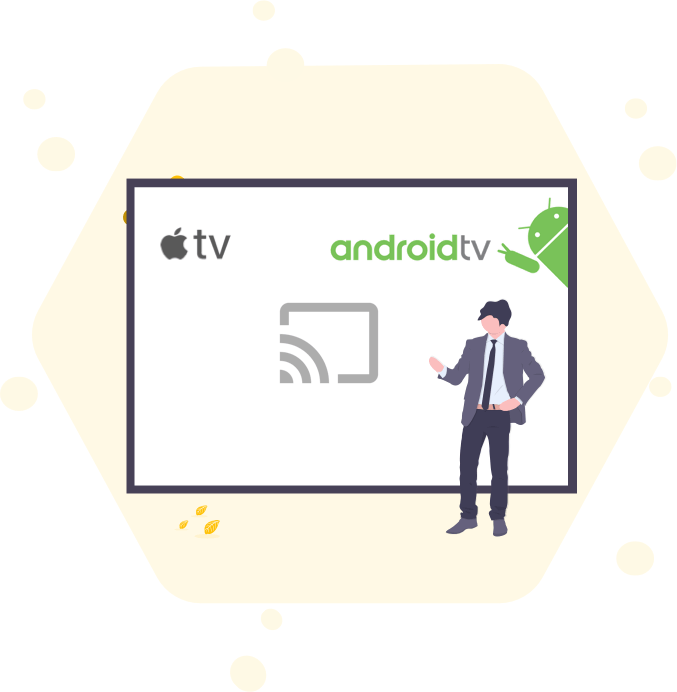 Smart TV App Development Company