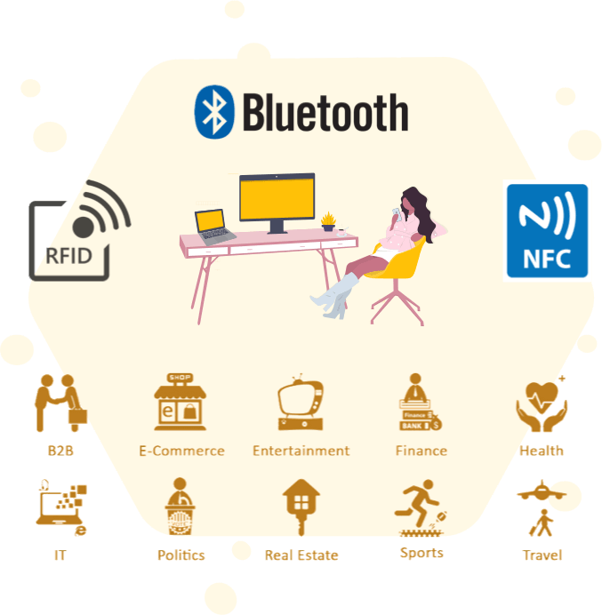 Bluetooth Low Energy BLE App Agency