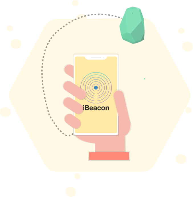 Smart iBeacons Apps