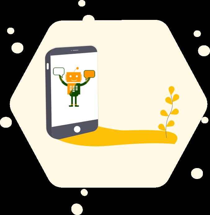 Customized chatbot Development Service