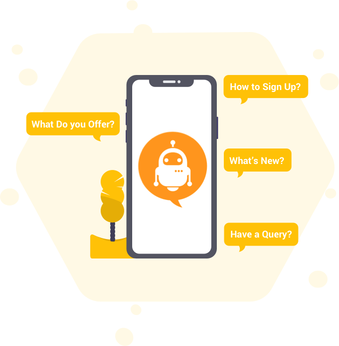 Service / Action Chatbots Service Provider