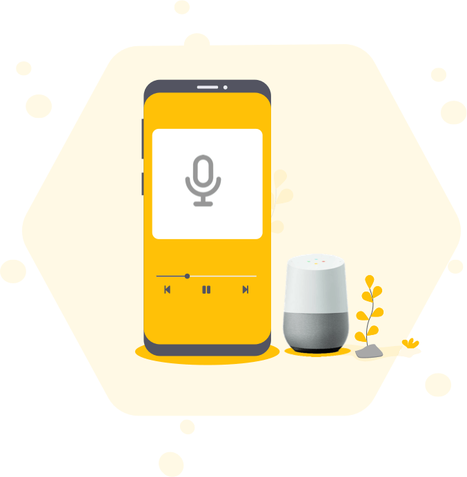 Voice Enabled Chatbots Service